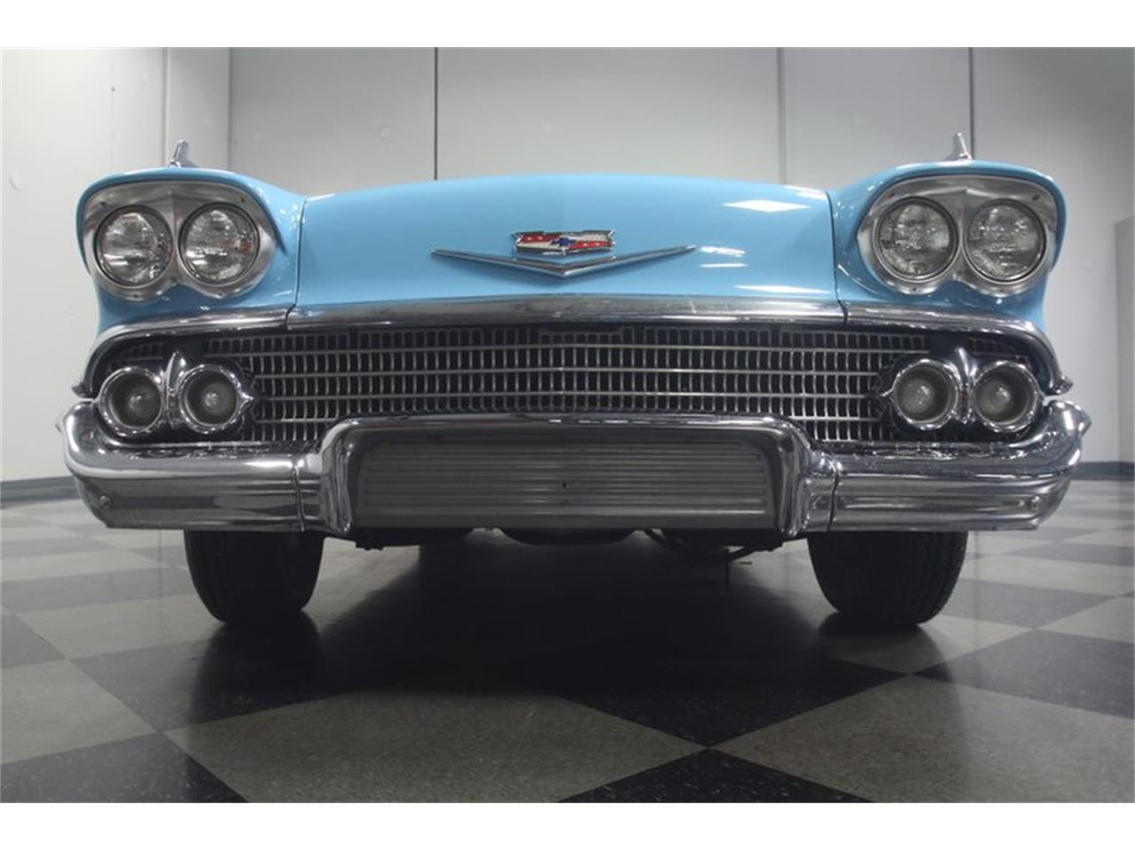 Large Picture of '58 Chevrolet Impala Offered by Streetside Classics - Atlanta - N1VE