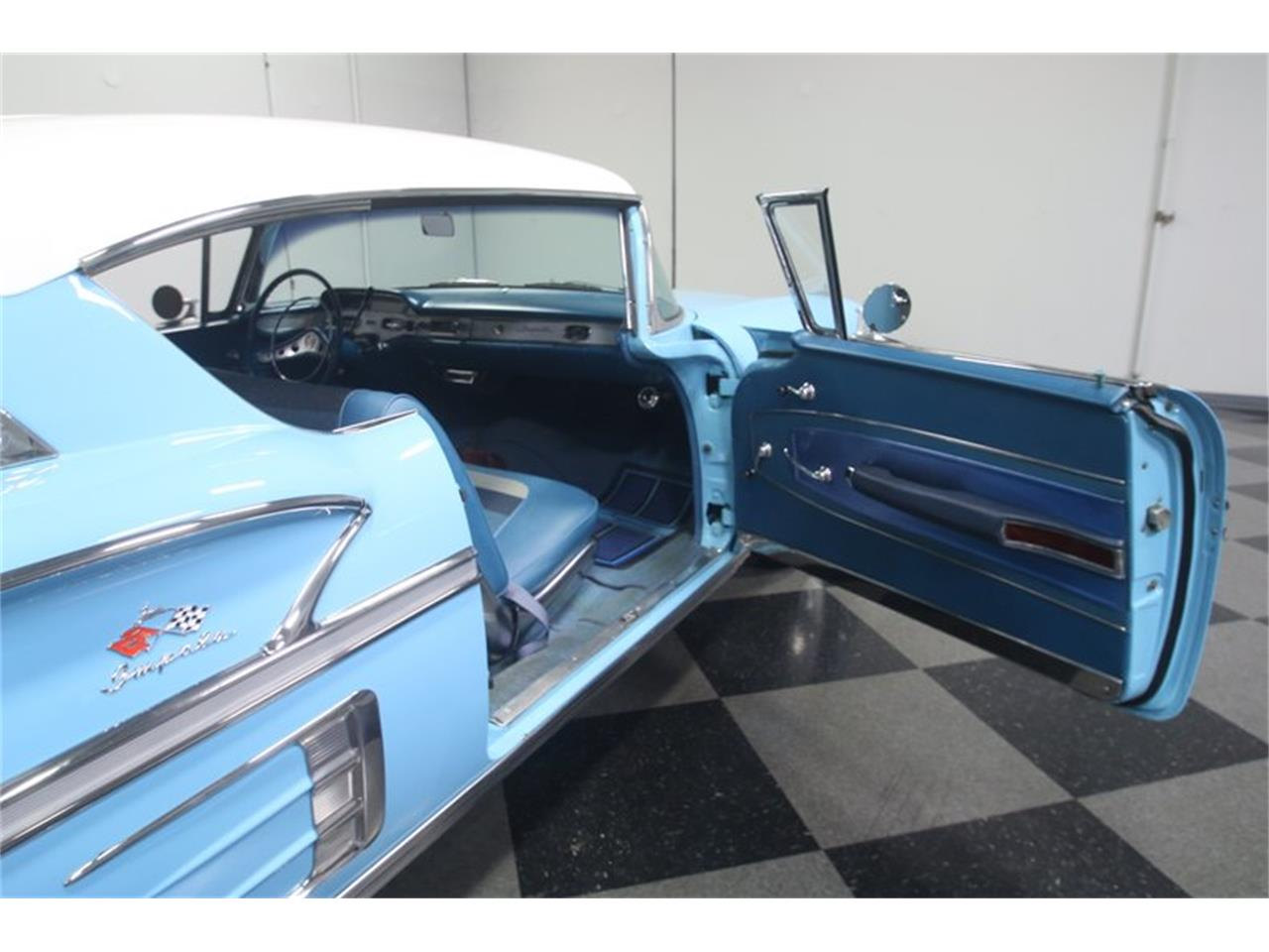 Large Picture of 1958 Impala Offered by Streetside Classics - Atlanta - N1VE