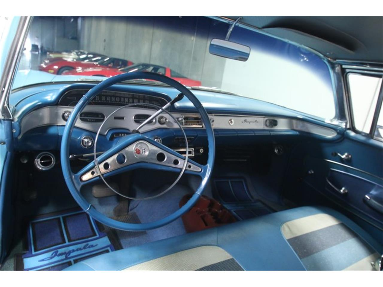 Large Picture of '58 Chevrolet Impala - $45,995.00 Offered by Streetside Classics - Atlanta - N1VE