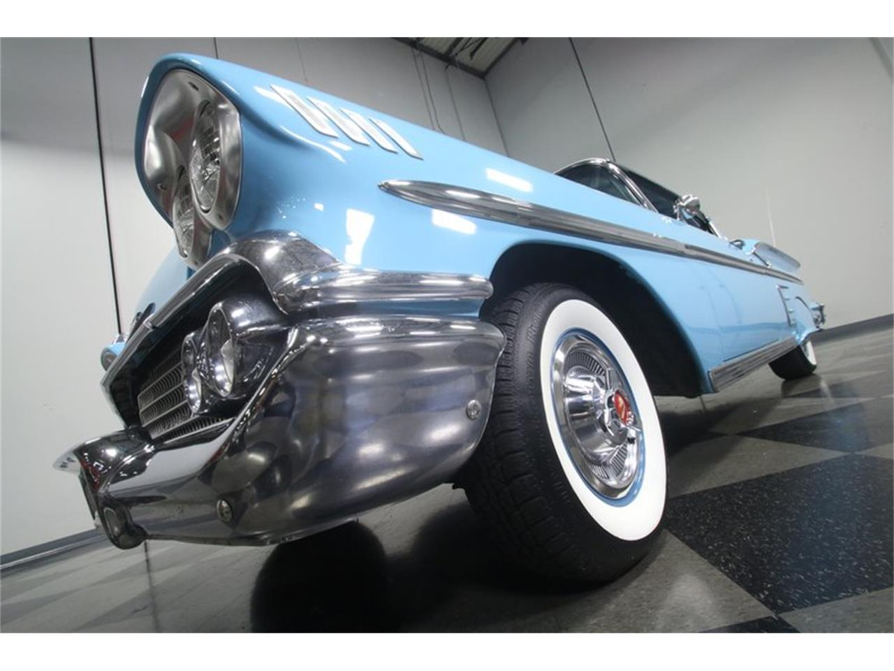 Large Picture of Classic 1958 Chevrolet Impala - $45,995.00 Offered by Streetside Classics - Atlanta - N1VE