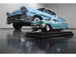 Picture of Classic '58 Chevrolet Impala located in Lithia Springs Georgia - $45,995.00 Offered by Streetside Classics - Atlanta - N1VE