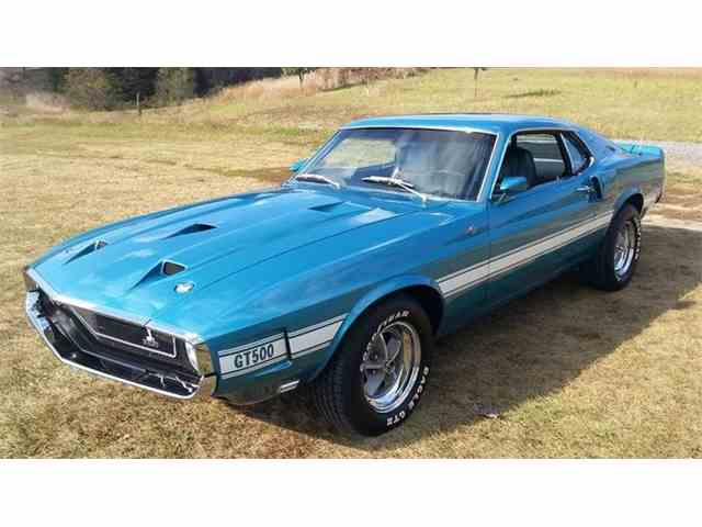 Picture of '69 GT500 - N1VI