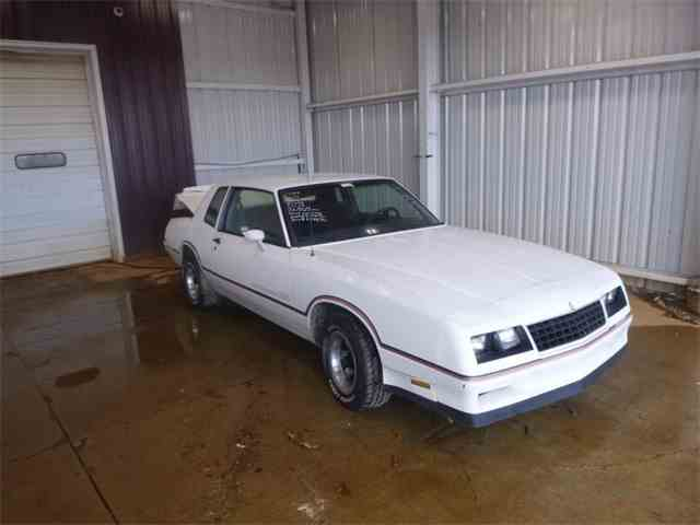 Picture of '85 Chevrolet Monte Carlo located in Bedford Virginia - $3,795.00 Offered by  - N1VX