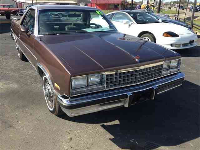 Picture of '83 El Camino - N1VY