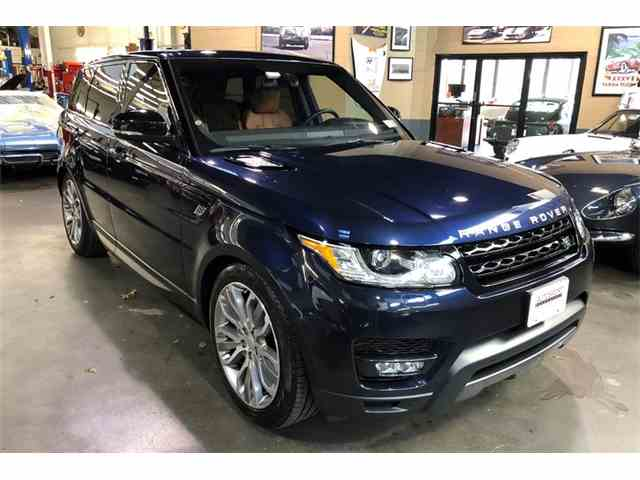 Picture of '16 Range Rover Sport - N1WE