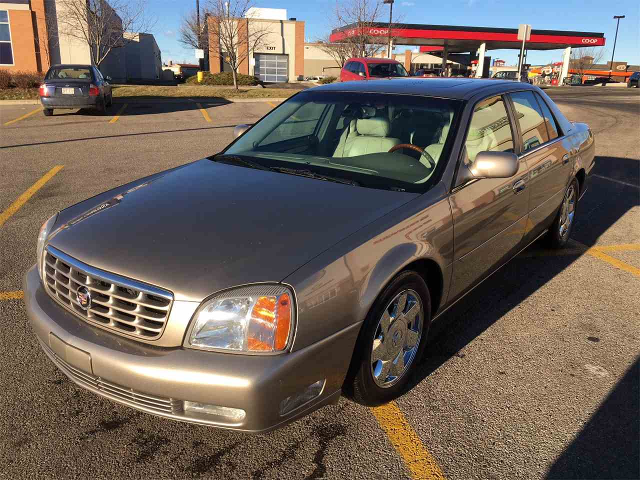 2002 Cadillac DTS for Sale | ClicCars.com | CC-1075554