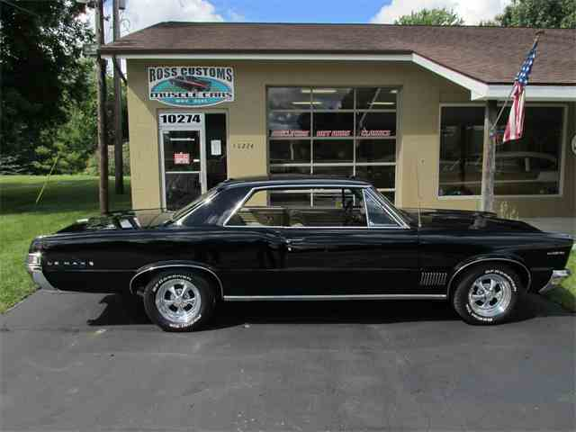 Picture of Classic 1965 Pontiac LeMans located in Goodrich MICHIGAN - $32,900.00 Offered by Ross Custom Muscle Cars LLC - N1WM