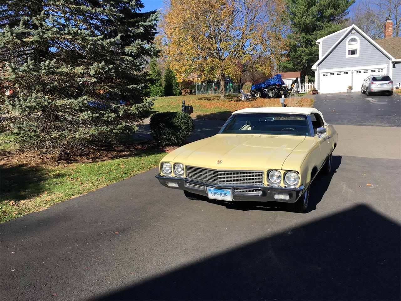 Large Picture of 1972 Buick Skylark located in Trumbull Connecticut Offered by a Private Seller - N1WN
