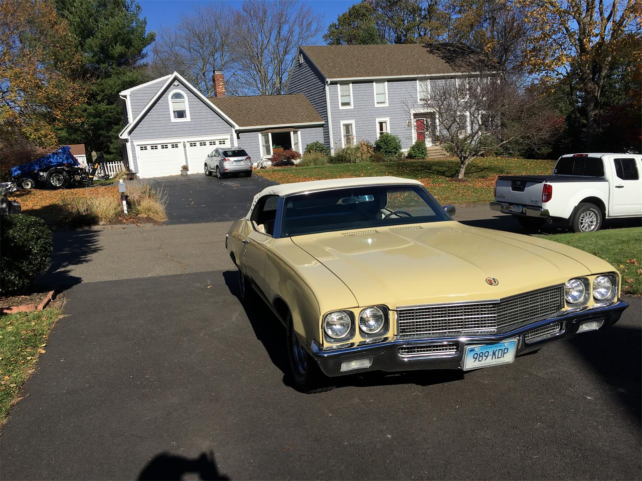 Large Picture of Classic '72 Skylark located in Trumbull Connecticut - N1WN