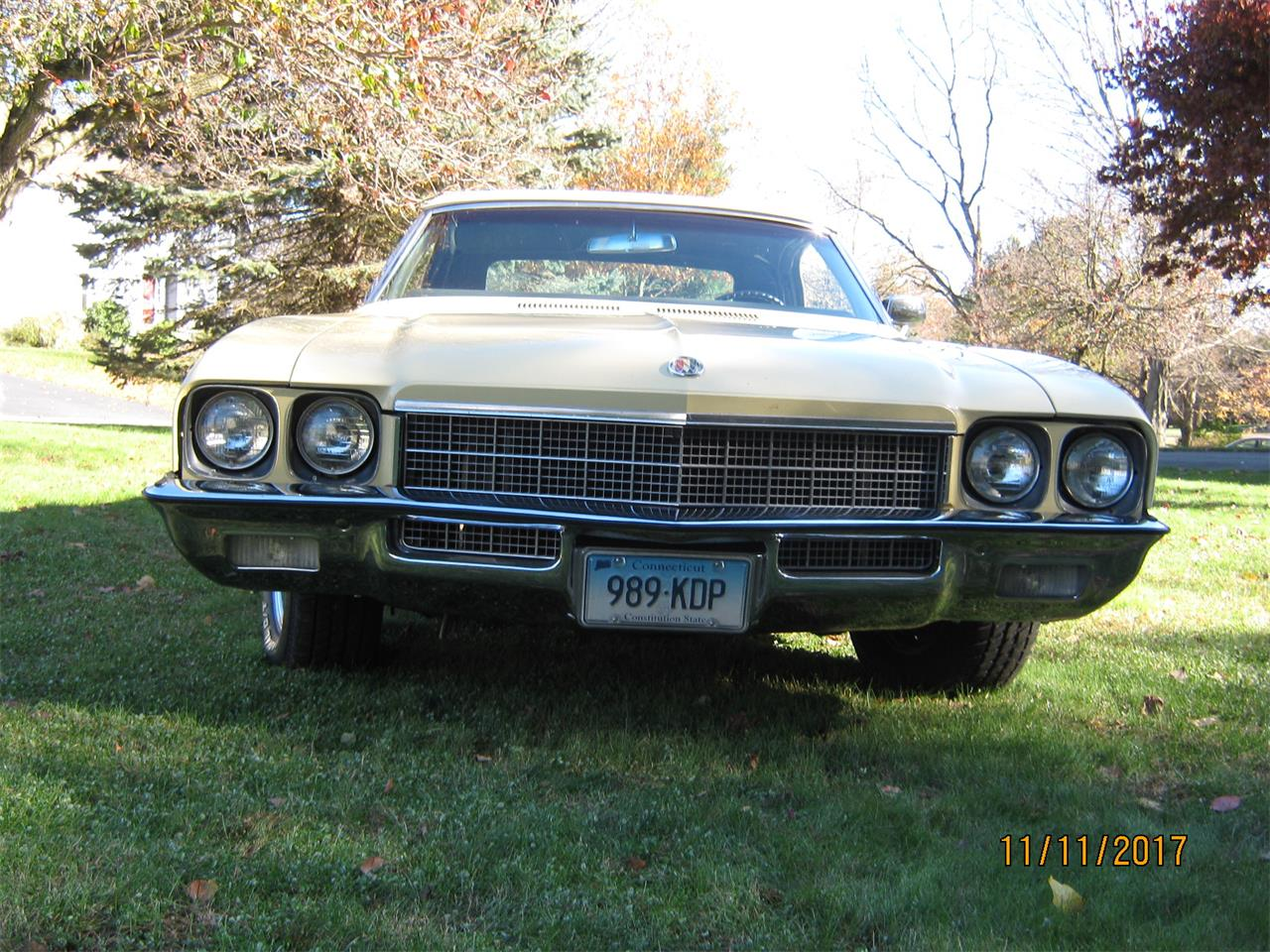Large Picture of Classic 1972 Skylark located in Trumbull Connecticut Offered by a Private Seller - N1WN