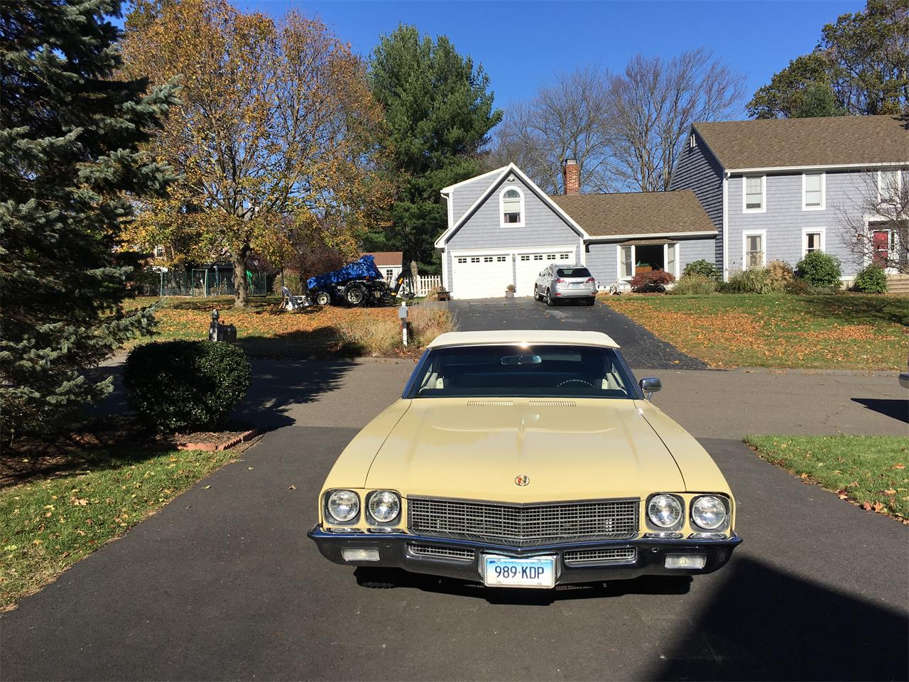 Large Picture of Classic 1972 Buick Skylark located in Trumbull Connecticut - $19,000.00 - N1WN