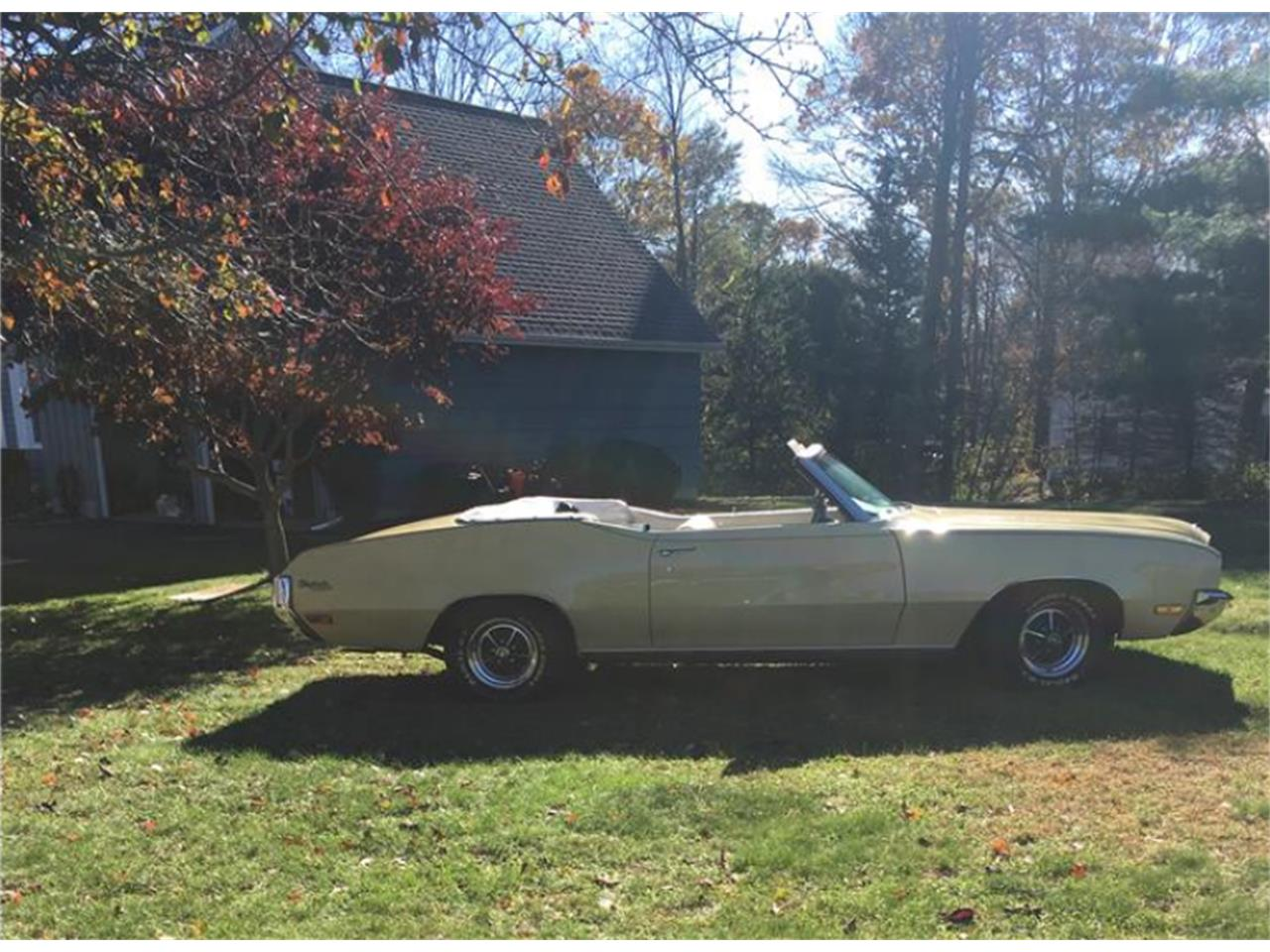 Large Picture of '72 Buick Skylark located in Trumbull Connecticut - $19,000.00 - N1WN