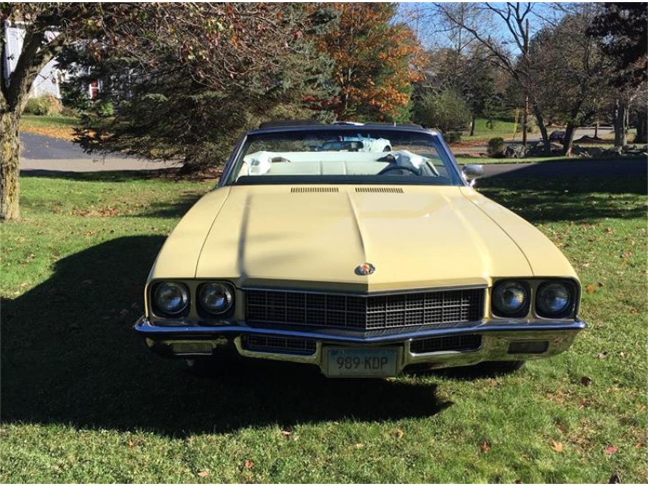 Large Picture of '72 Skylark located in Connecticut - N1WN