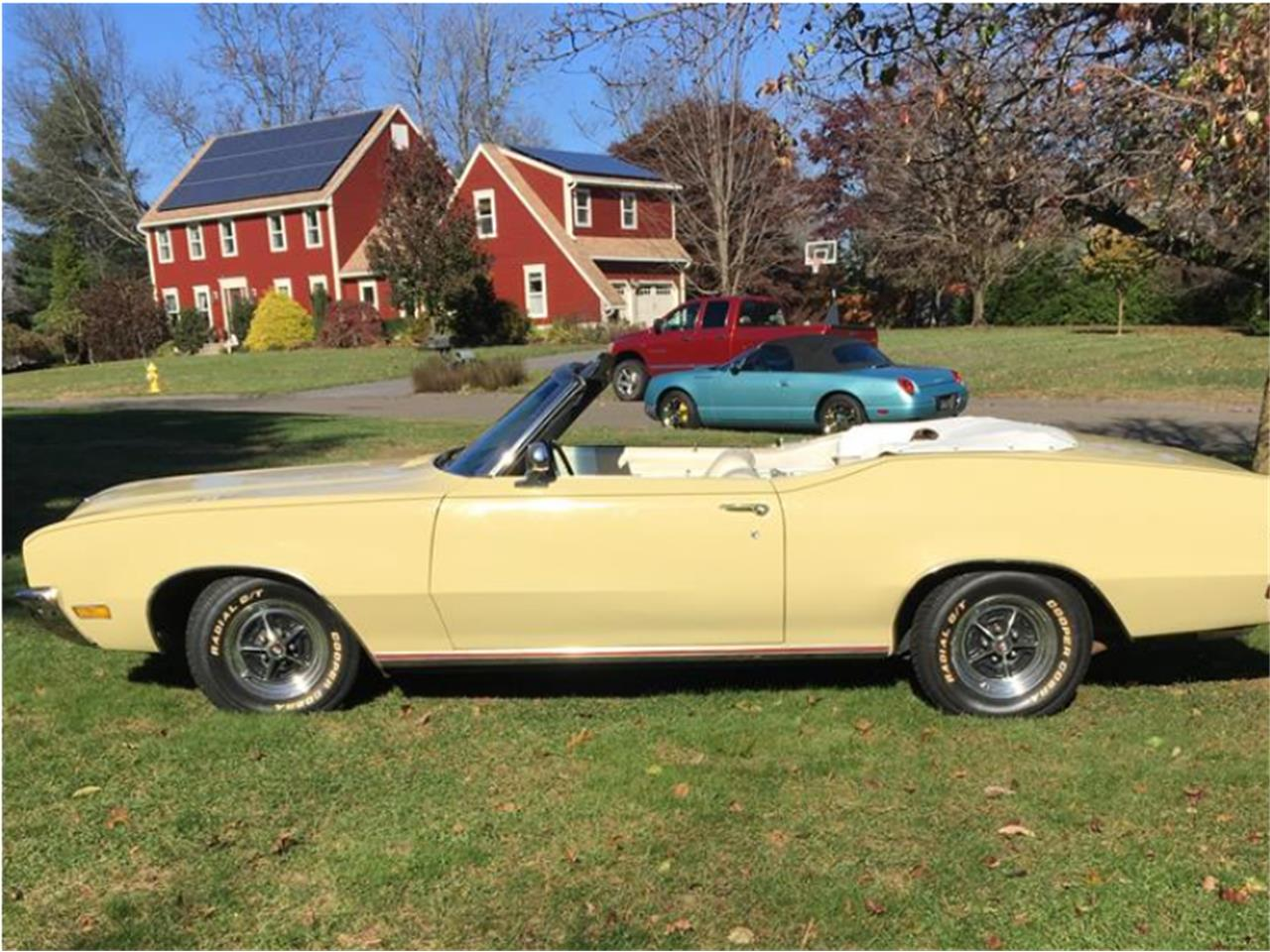 Large Picture of Classic 1972 Buick Skylark located in Trumbull Connecticut Offered by a Private Seller - N1WN