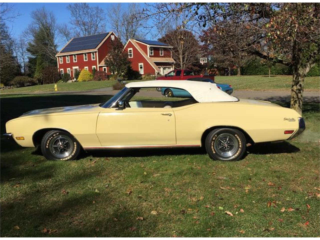 Large Picture of Classic 1972 Buick Skylark located in Connecticut Offered by a Private Seller - N1WN