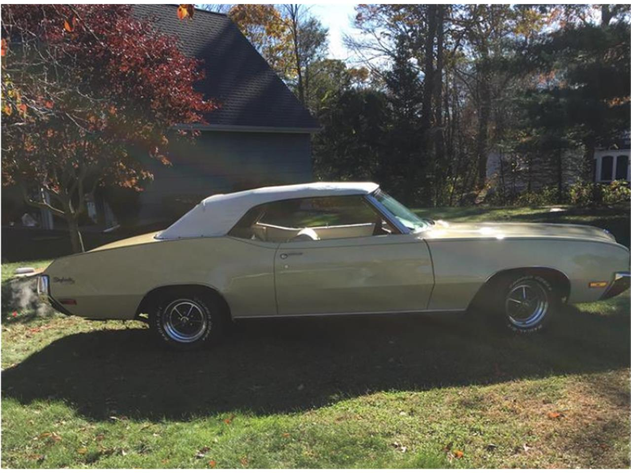 Large Picture of '72 Skylark located in Trumbull Connecticut Offered by a Private Seller - N1WN