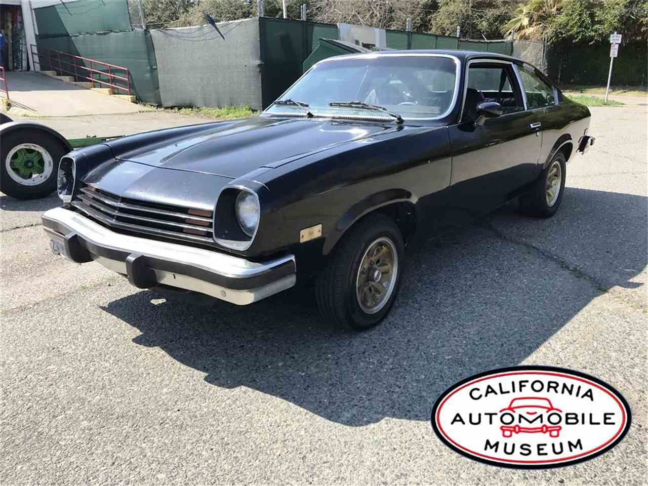 1976 chevrolet vega for sale cc 1075569. Black Bedroom Furniture Sets. Home Design Ideas