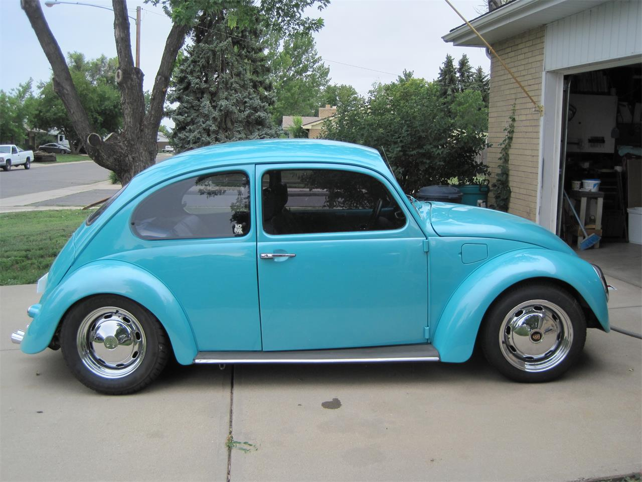 Large Picture of 1968 Beetle located in Arvada Colorado Offered by a Private Seller - N1X0