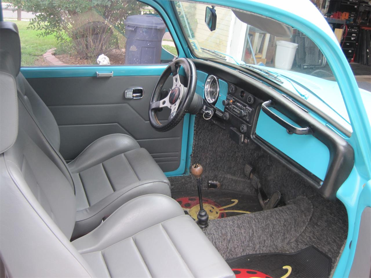 Large Picture of Classic 1968 Volkswagen Beetle - $9,500.00 Offered by a Private Seller - N1X0