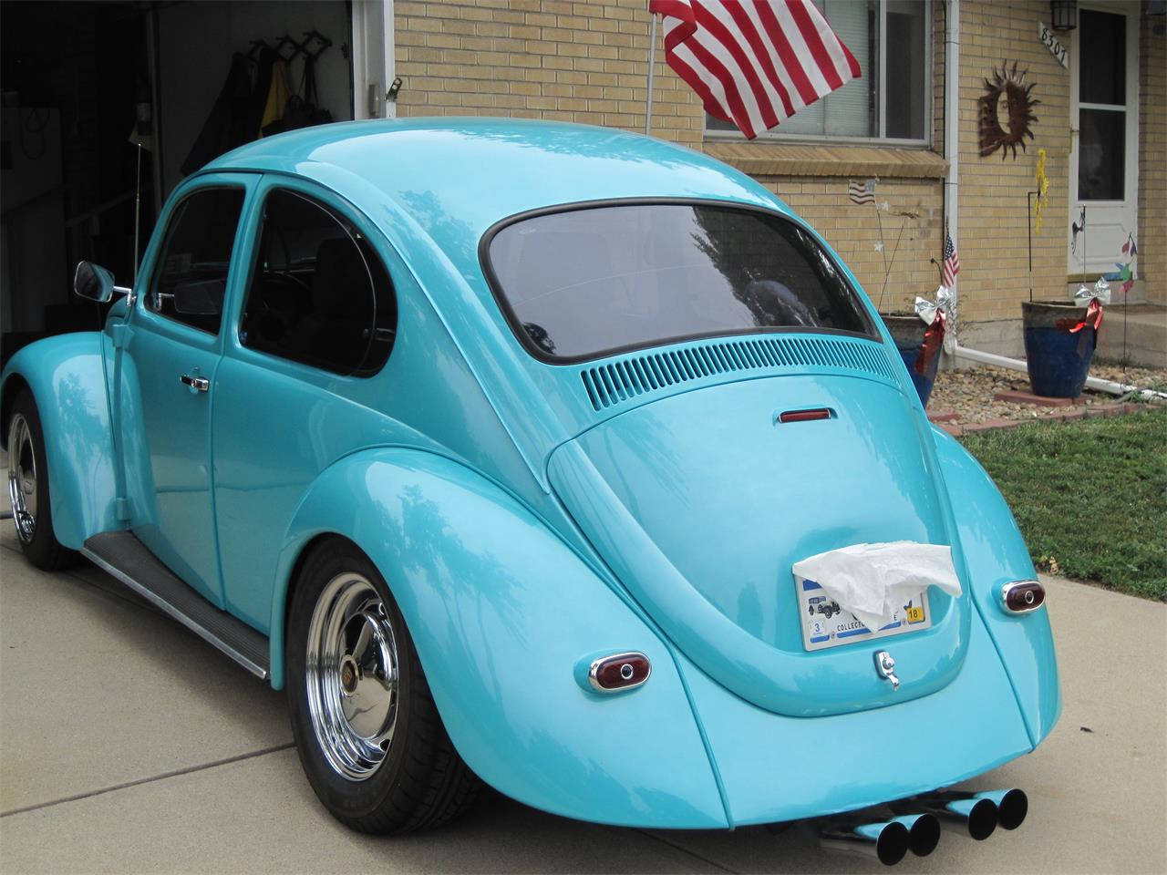 Large Picture of '68 Volkswagen Beetle located in Colorado - N1X0