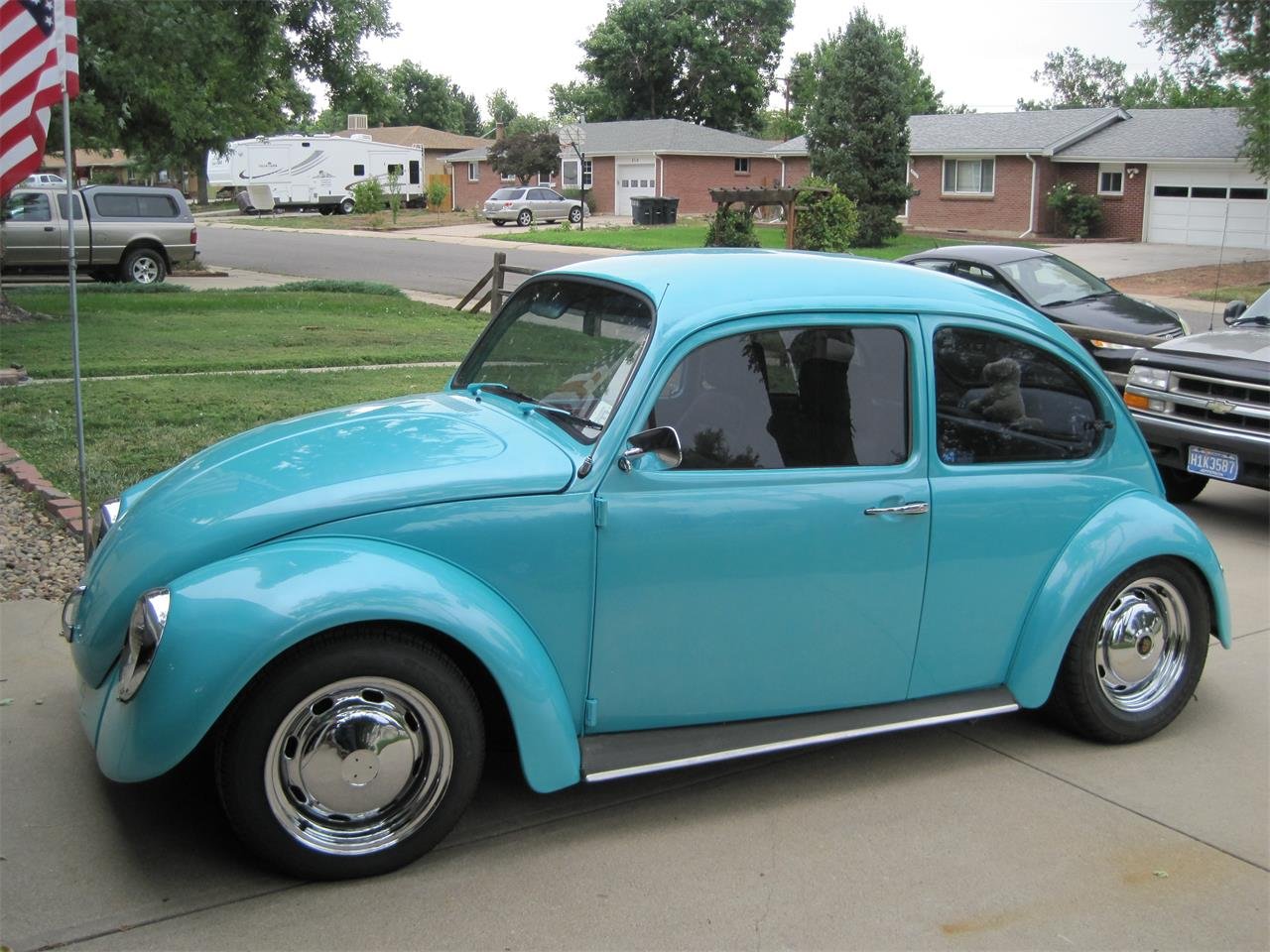 Large Picture of 1968 Beetle Offered by a Private Seller - N1X0