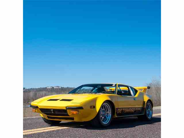 Picture of '73 Pantera - N1XP