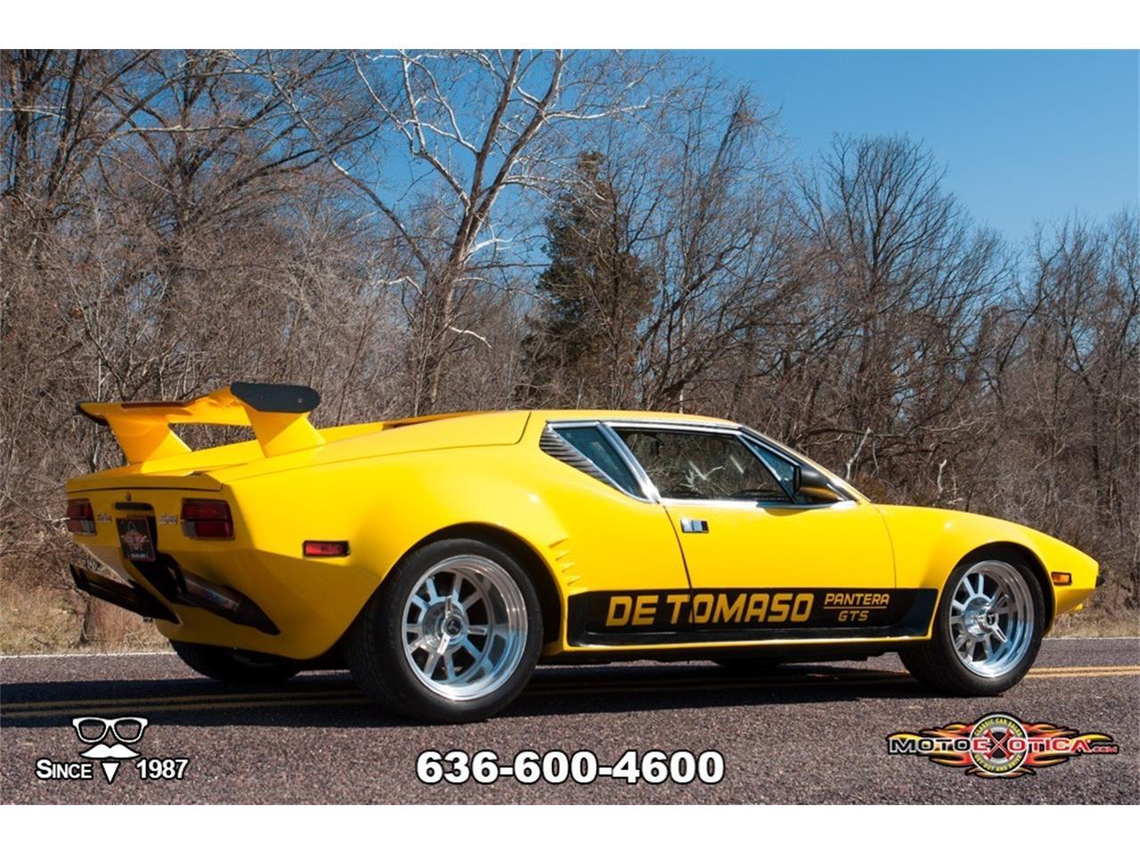 Large Picture of '73 Pantera - N1XP