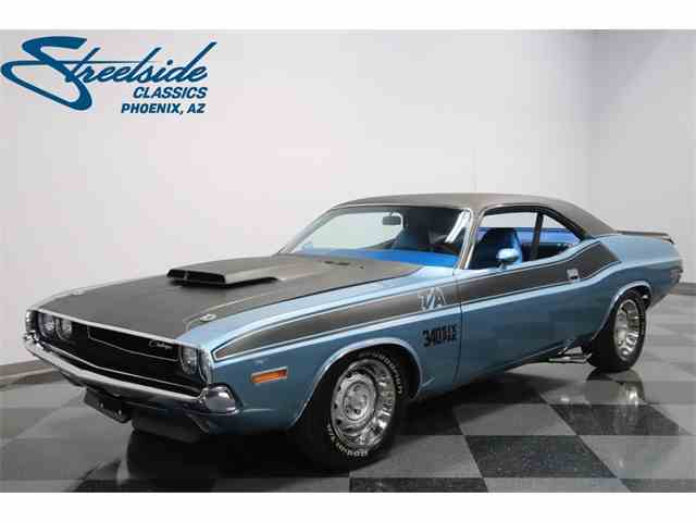 1970 Dodge Challenger T/A Six-Pack