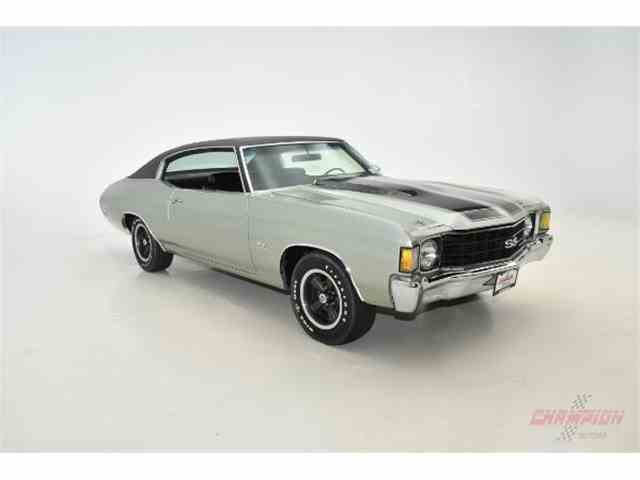 Picture of 1972 Chevelle SS located in Syosset New York Offered by  - N1YF