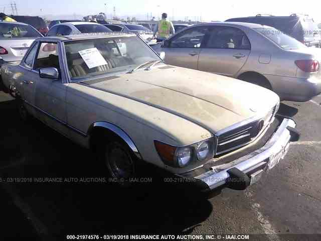 Picture of '79 450SL - N1YH