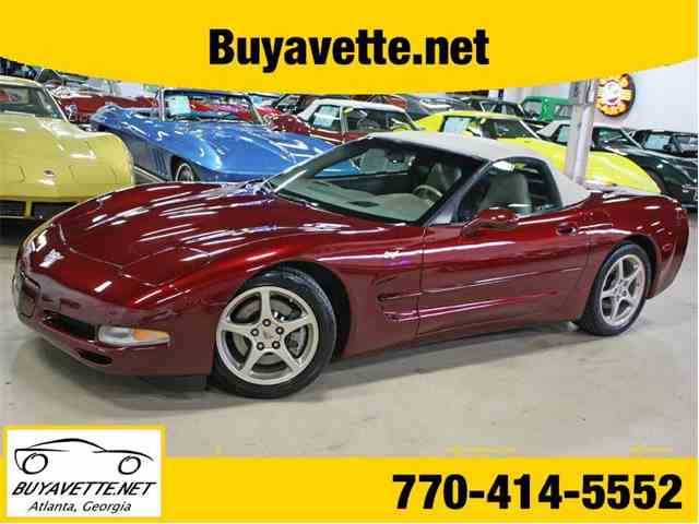 Picture of '03 Corvette - N1YM