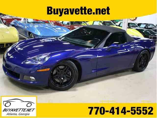 Picture of 2006 Corvette located in Atlanta Georgia - $26,999.00 - N1YO
