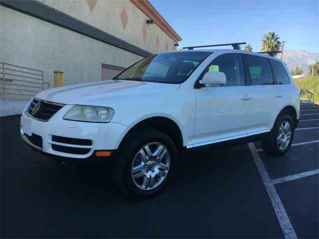 Picture of '04 Touareg - N1YW