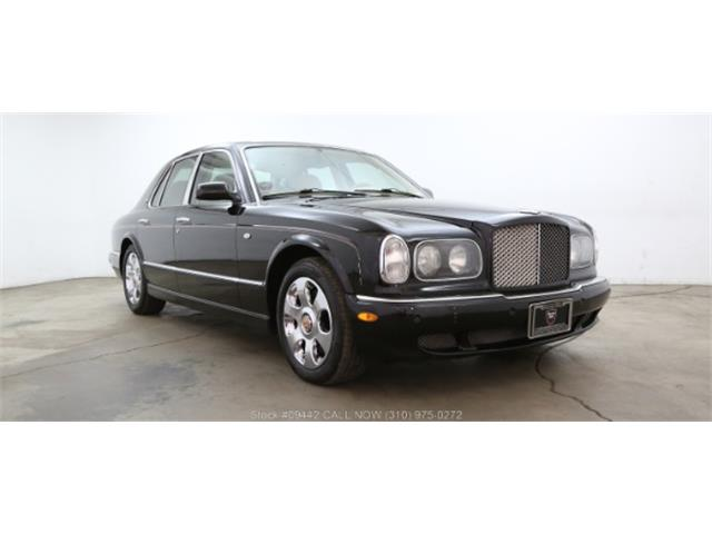 Classic Bentley Arnage For Sale On Classiccars