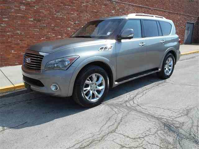 Picture of '12 QX56 - N1ZQ