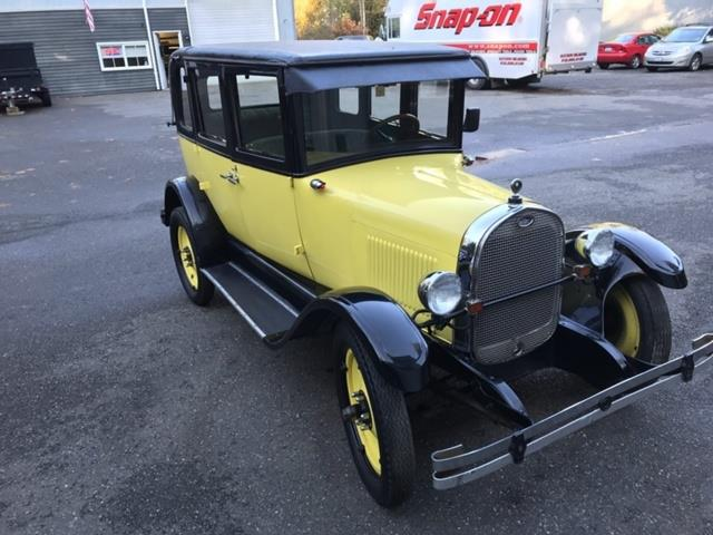 Picture of 1926 Chevrolet Antique located in Gig Harbor Washington - $9,500.00 Offered by  - N1ZT