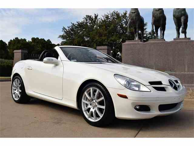 Picture of '08 SLK-Class - N201