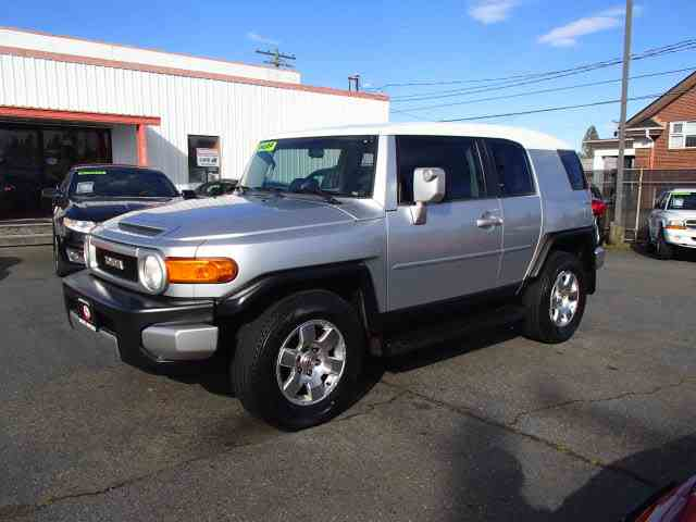 Picture of '07 FJ Cruiser - N205