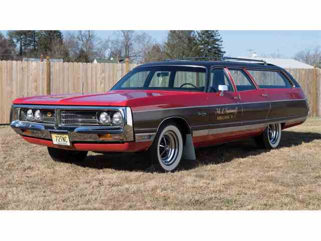 Picture of '72 Town & Country - N20I