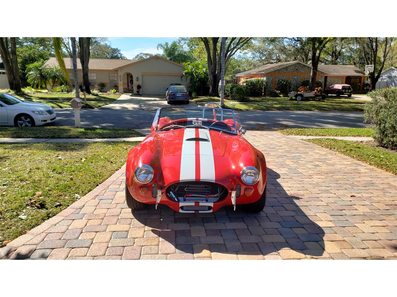 Large Picture of '66 Cobra Replica - N20X