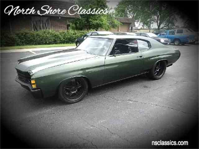 Picture of 1971 Chevelle located in Illinois - $89,900.00 Offered by North Shore Classics - MY24