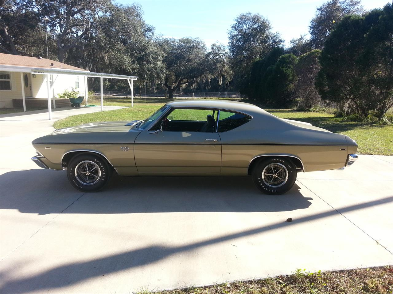 Large Picture of Classic '69 Chevrolet Chevelle Malibu located in Florida - N21B