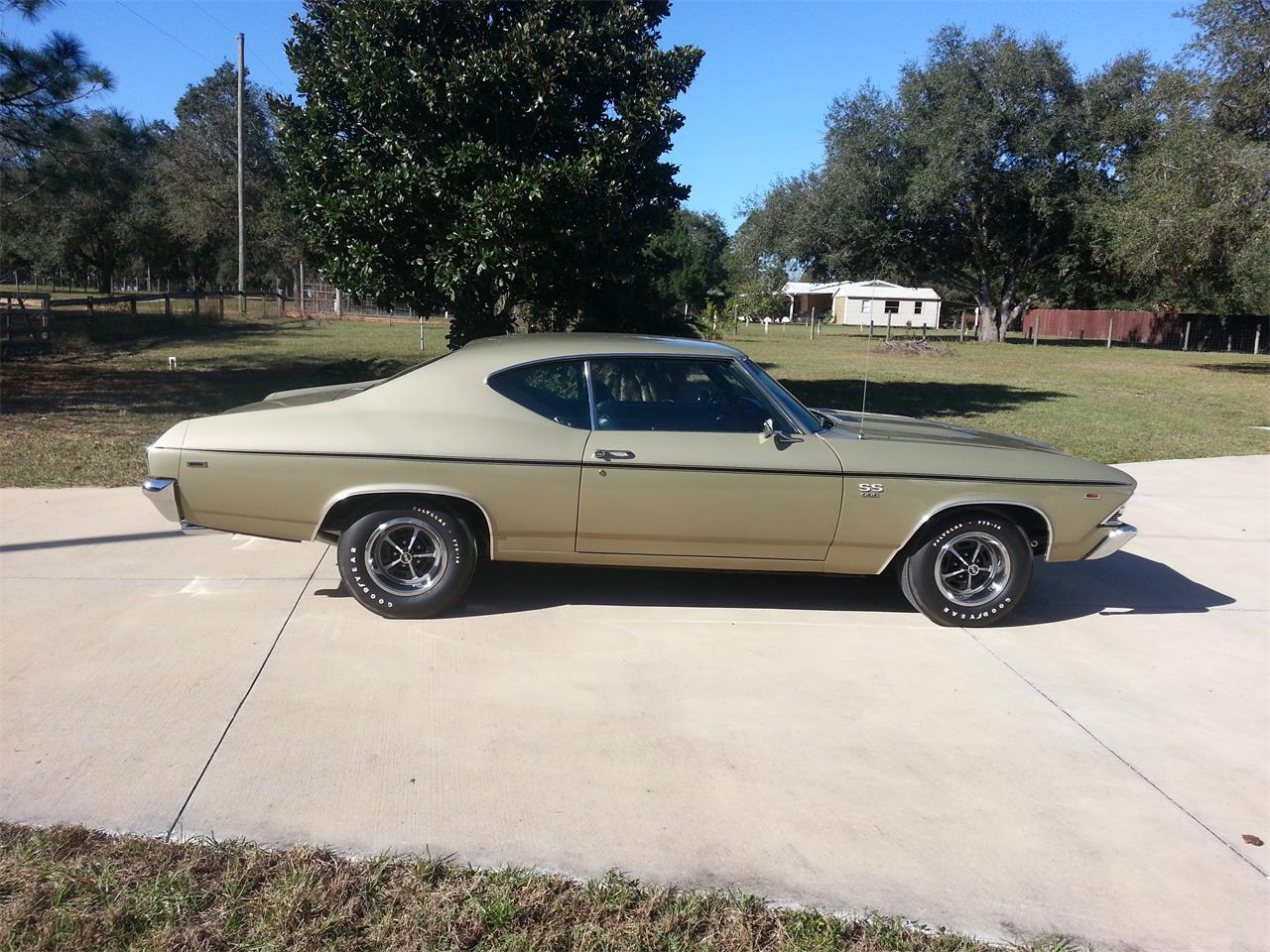 Large Picture of '69 Chevrolet Chevelle Malibu located in Florida Offered by a Private Seller - N21B