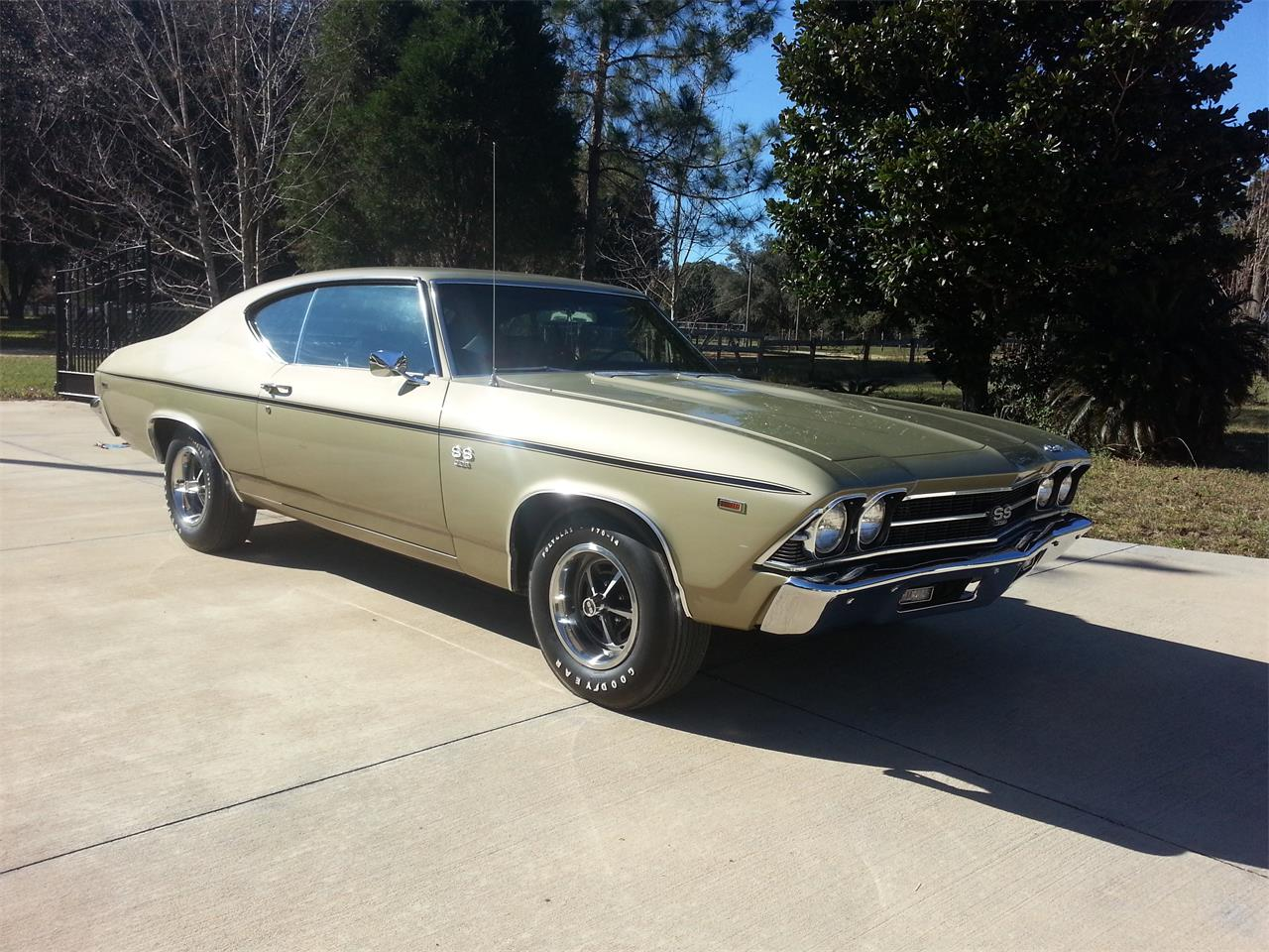 Large Picture of '69 Chevrolet Chevelle Malibu located in Florida - $42,500.00 Offered by a Private Seller - N21B