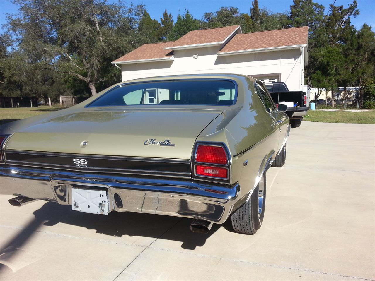Large Picture of 1969 Chevrolet Chevelle Malibu - $42,500.00 - N21B
