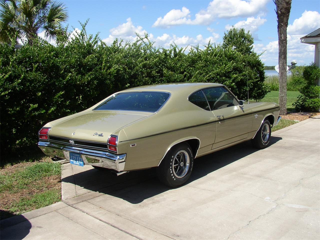 Large Picture of '69 Chevrolet Chevelle Malibu - $42,500.00 - N21B