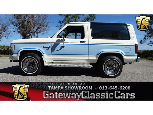 Picture of '85 Bronco - N21M