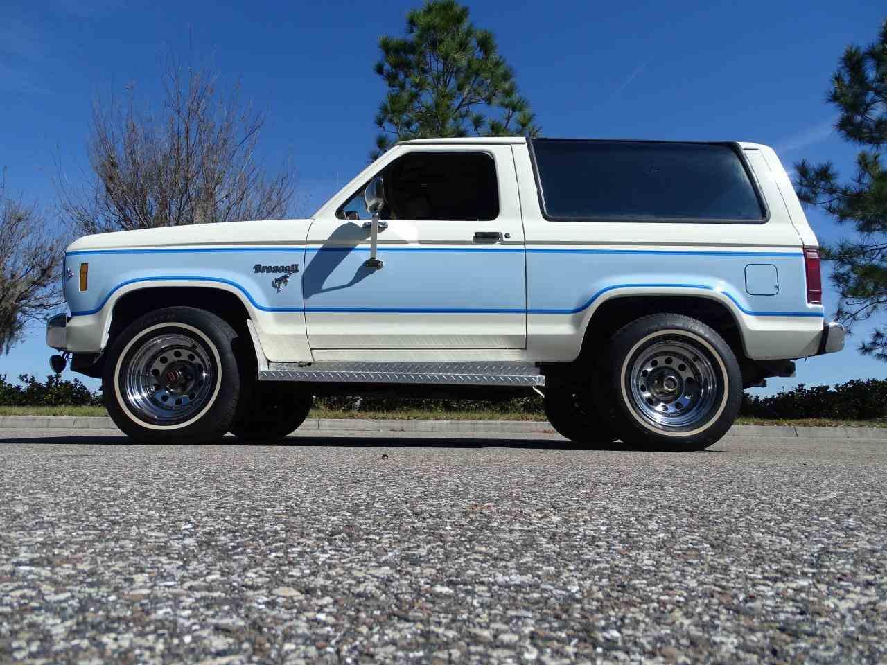 1985 ford bronco for sale cc 1075738. Black Bedroom Furniture Sets. Home Design Ideas