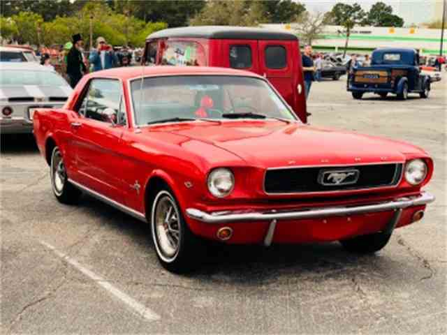Picture of '66 Mustang - N21X