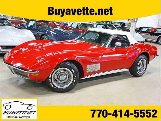 Picture of '72 Corvette - MY27